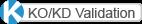 KO/KD Validation