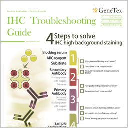 IHC Troubleshooting Guide