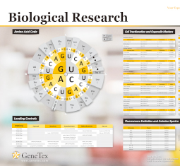 Biological research poster