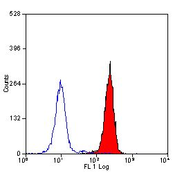 Anti-CD89 antibody [MIP8a] used in Flow cytometry (FACS). GTX75406